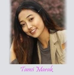 Finalists of Femina Miss India 2020 Meghalaya -  Tanvi Marak