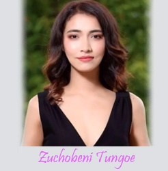 Finalists of Femina Miss India 2020 Nagaland - Zuchobeni Tungoe