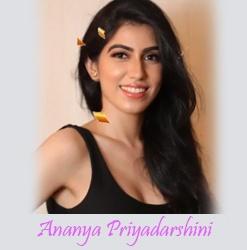 Finalists of Femina Miss India 2020 Bihar - Ananya Priyadarshini