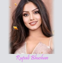 Finalists of Femina Miss India 2020 Jharkhand -  Rupali Bhushan