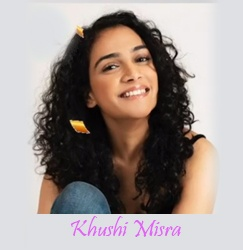 Finalists of Femina Miss India 2020 Gujarat - Khushi Misra