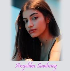 Finalists of Femina Miss India 2020 Maharashtra - Angelika Sawhney