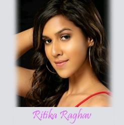Finalists of Femina Miss India 2020 Union Territories - Ritika Raghav