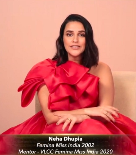 Neha Dhupia is going to be the official mentor of Femina Miss India 2020 who has announced the final list of participants from each state