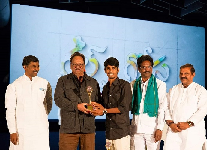 In 2019, he was conferred with the Best Director Award for the movie Gulf Gosa at the Chitrapuri film festival by Krishnam Raj as guest