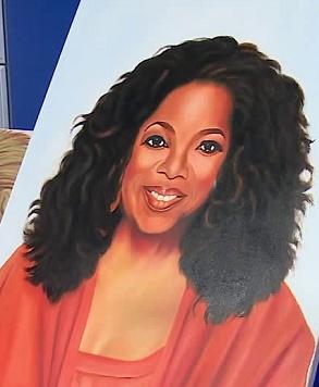Sheila Says she drawn inspiration from Oprah Winfrey