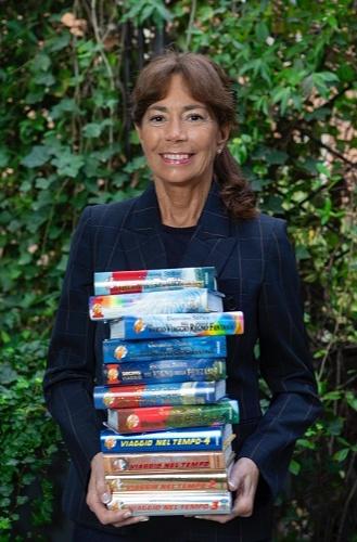 Elisabetta Dami Italian children's book author