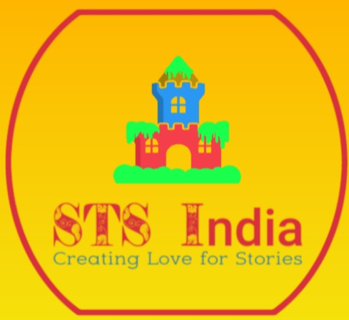 Arnay, currently a 7th grader, founded a society named STS (Story Telling Society), INDIA