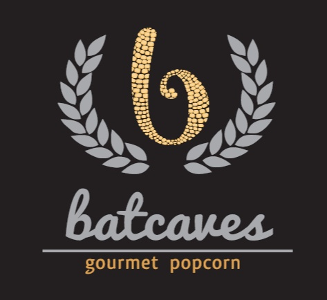 Batcaves Gourmet popcorns