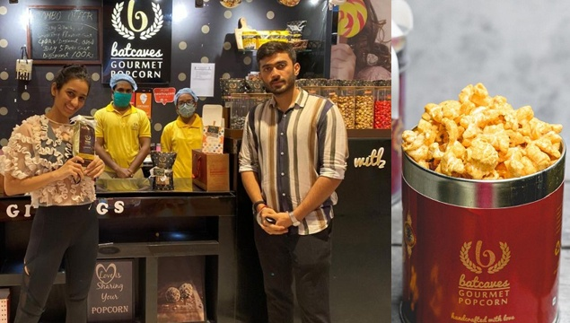 Rahul Pandey and Sonal Bhotika Venturing Out Together into selling gourmet popcorn