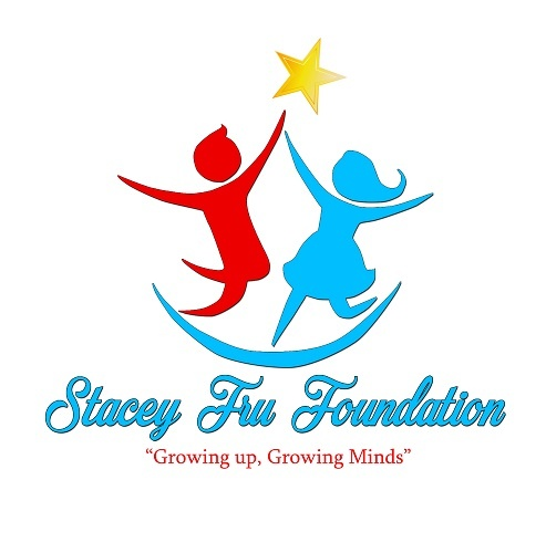 Stacey Fru Foundation is established by Fru in 2016 that focusses on safety, security, and education for young children from underprivileged areas