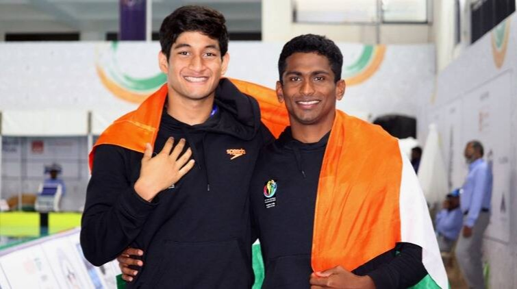 Kushagra Rawat broke the mark of Sajan Prakash's in the 400m national freestyle swimming