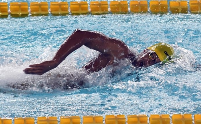 Kushagra Rawat trains at SAI Glenmark (GAF) TIDM academy which helped him move closer to his dream of qualifying for the Olympics