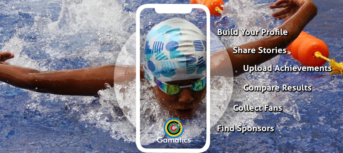 Gamaticsis an online movement which is focused on fulfilling the basic needs of swimmers in India