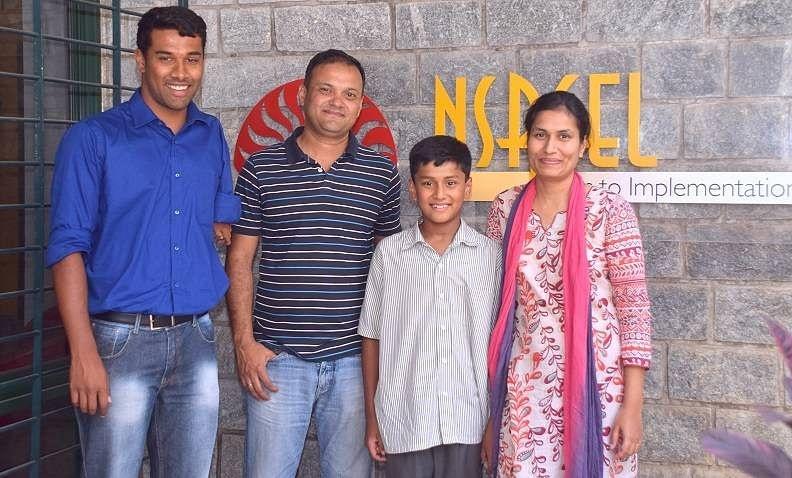 How Did Paralympian and Arjuna Awardee Sharath Gayakwad Get Into Gamatics