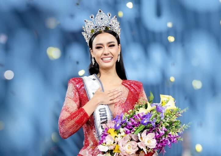 Amanda Obdam - Miss Universe Thailand 2020