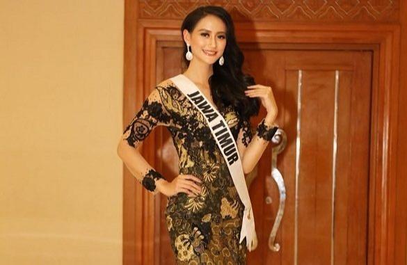 Ayu Maulida Putri was crowned Puteri Indonesia 2020 on 6th March 2020