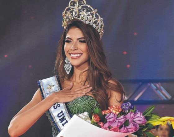 Laura Olascuaga was crowned Miss Universe Colombia 2020 on 17th November 2020