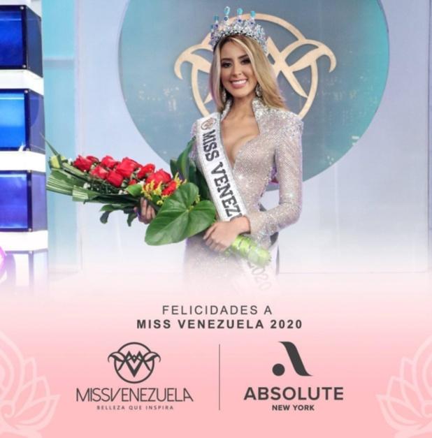 With A Zeal To Do Something Big - Miss Universe Venezuela 2020, Mariangel Villasmil Arteaga