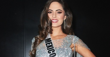 Goal-oriented And Determined - Miss Universe Mexico 2020, Andrea Meza
