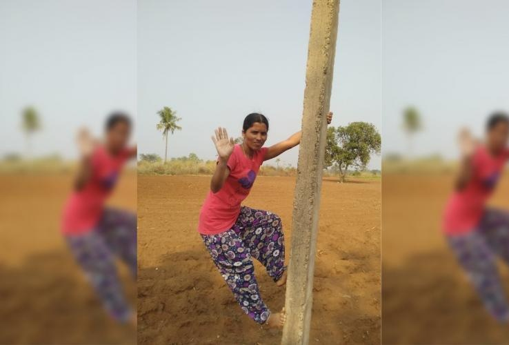 V. Bharathi is a mother of two Balancing Family and Career