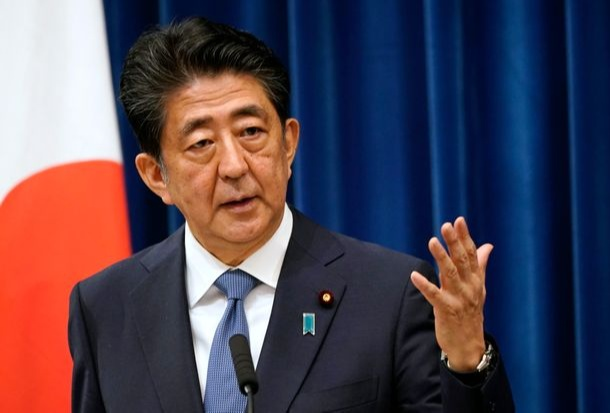 Shinzo Abe is a Japanese politician who served as the Prime Minister of Japan and President of the Liberal Democratic Party from 2006 to 2007 and from 2012 to 2020