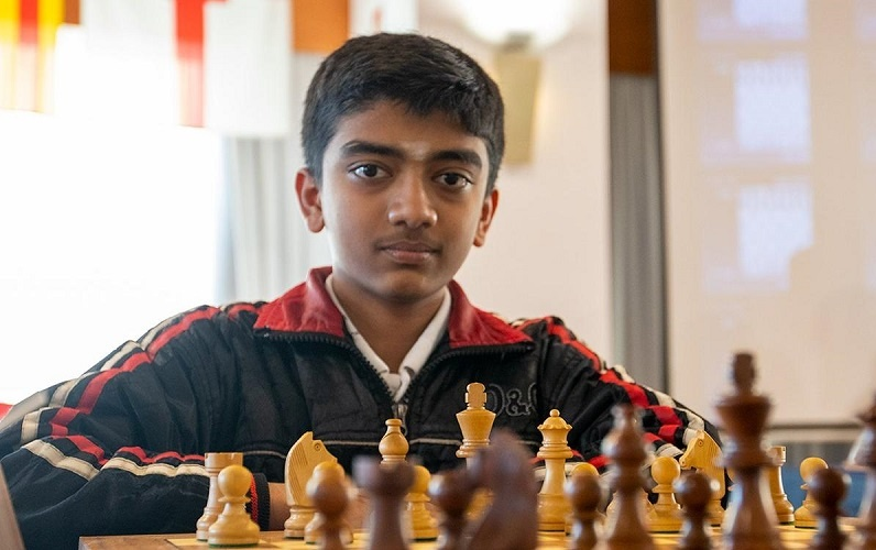 GM D Gukesh brought Gold in FIDE Online World Cadets and Youth Rapid Chess Championships, Gukesh beat Volodar Murzin 2-1 in the final of the under-14 category