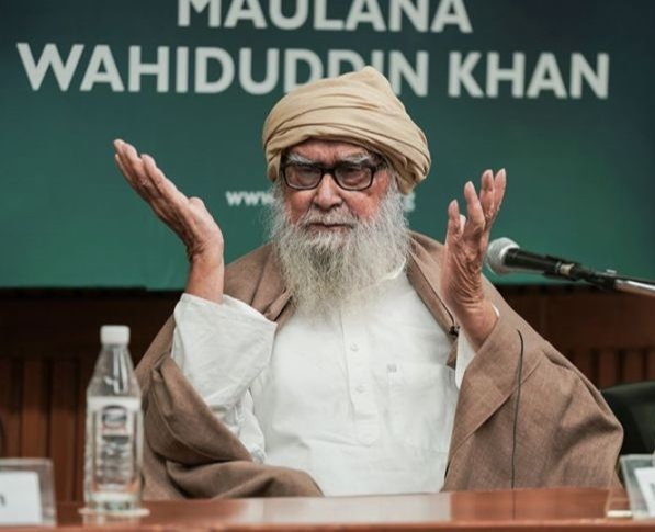 Maulana Wahiduddin Khan was honoured with Padma Vibhushan, India's second-highest civilian award, for his exceptional contribution in the field of spiritualism