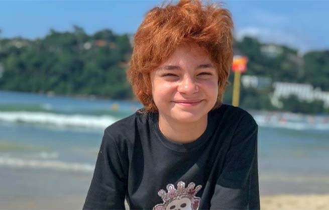 Kevin Vechiatto A14-year-old Brazilian actor who made his debut at the age of 8 through a movie titled Os Amigos