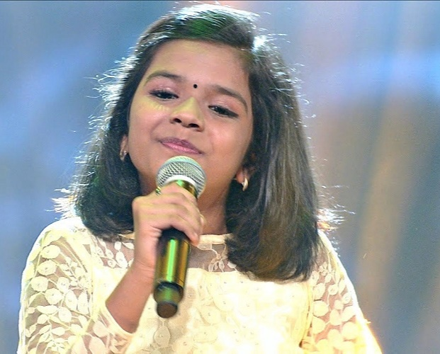 Sreya Jayadeep, a 14-year-old musical sensation from India has been learning music since a very young age