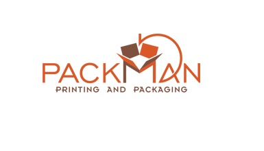 PACKMAN PACKAGING logo