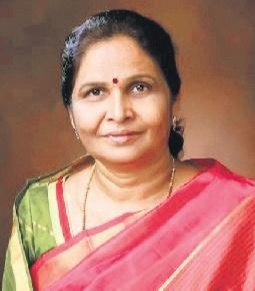 Sita Mahalakshmi Guduru, an activist who works on promoting the cause of organ donation