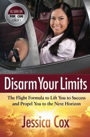 Cox also published a self-help book - Disarm Your Limits-  that focuses on inspiring people to overcome their own challenges by quoting the lessons she herself learnt in life