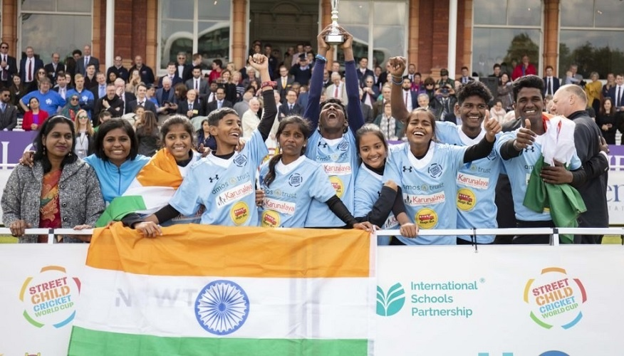 The Street Child United has been working for more than a decade to use the power of sport to change the negative perceptions of street children