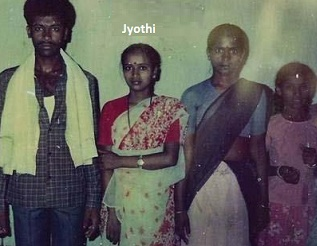 Jyothi was forced to work for 10 hours in the paddy fields for earning just Rs 5