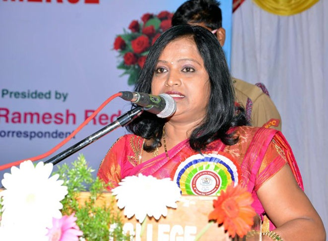 I am grateful for the hardships that came my way as they made me what I am today  Jyothi concludes