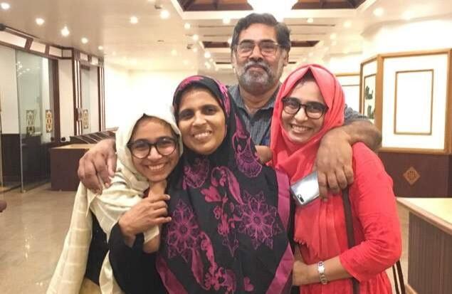 Noor Jaleela family