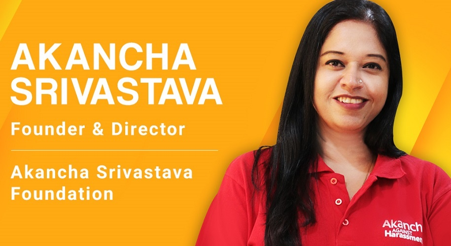 Akancha Against Harassment is helping cyber crime victims find a way out of victimization