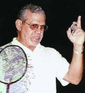 Lakshmi's journey into professional badminton had started with coach SM Arif