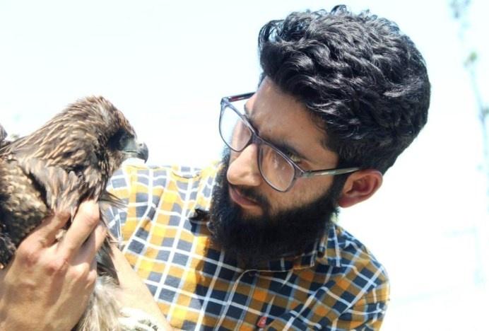 Suhaib The Man of Biodiversity