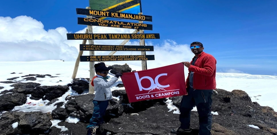 How and What drove this 7 YO to climb Mt Kilimanjaro. Kids are incredible
