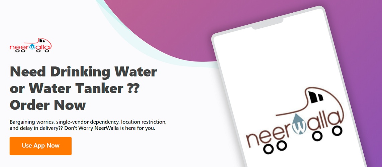 Puja Tiwari started a hyper-local application called Neerwalla
