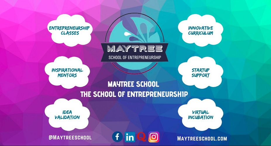 Rohit - 18 years old when he founded Maytree in 2020 and this initiative is already mentoring aspiring entrepreneurs in the Indian rural and towns
