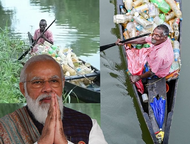 Prime Minister Narendra Modi praised the efforts of this selfless man in his Mann ki Baat And said that his work reminds us of our responsibilities