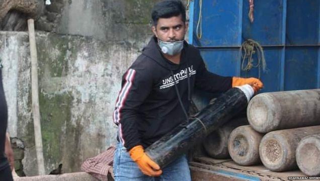 The Saviour From Mumbai