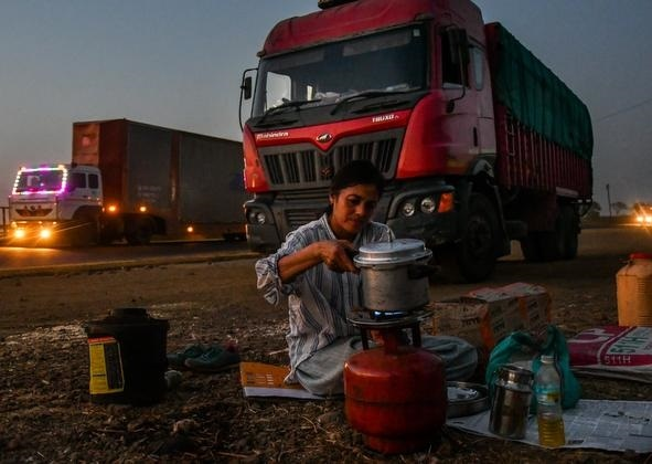 Raghuvanshi, who traversed the longest haul, Bhopal-Kerala-Jammu-Jalandhar-Indore-Bhopal in less than 10 days, says
