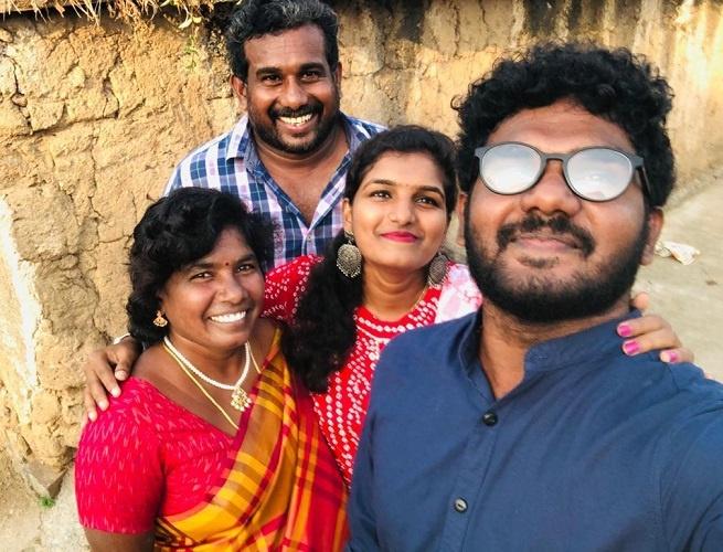 Vyshnavi Reddy Mittapelli Family