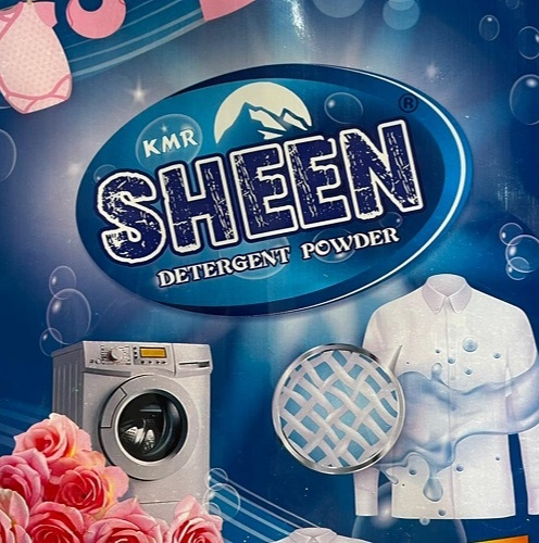 The couple started working on the formalities in 2017 and by August 2019 self-made detergent powder was launched under the name - KMR Sheen