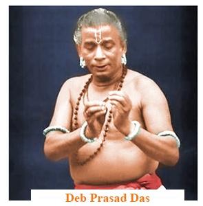 This sacred dance was brought to the public by Gotipuas (boys dressed in female attire) Gurus like Deb Prasad Das