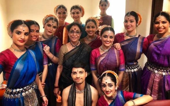 Prem, who is currently sharpening his skills under Padmashri Madhavi Mudgal at Gandharva Mahavidyalaya, started doing numerous stage shows